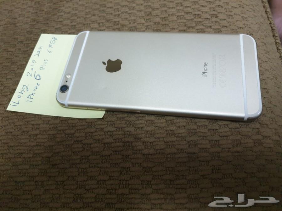 ايفون 6 بلس iPhone 6 Plus 64GB