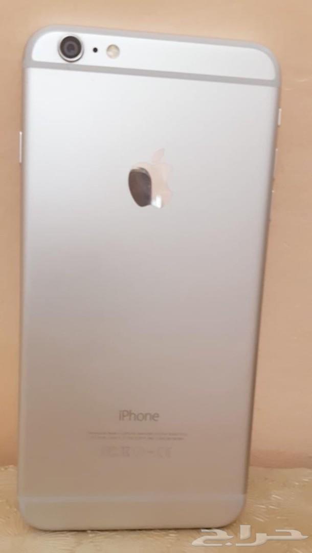 Iphone 6plus كالجديد