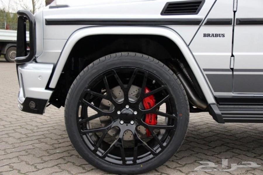 حراج السيارات مرسيدس بنز Mercedes G 63 Brabus