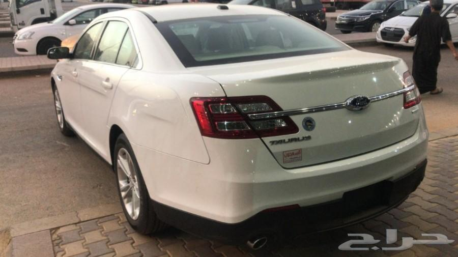فورد تورس SE V4 موديل 2018 (سعودي)