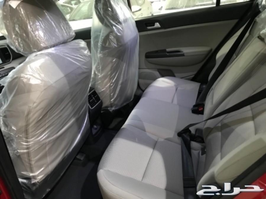 كيا سبورتاج 1600 سي سي نص فل موديل 2019