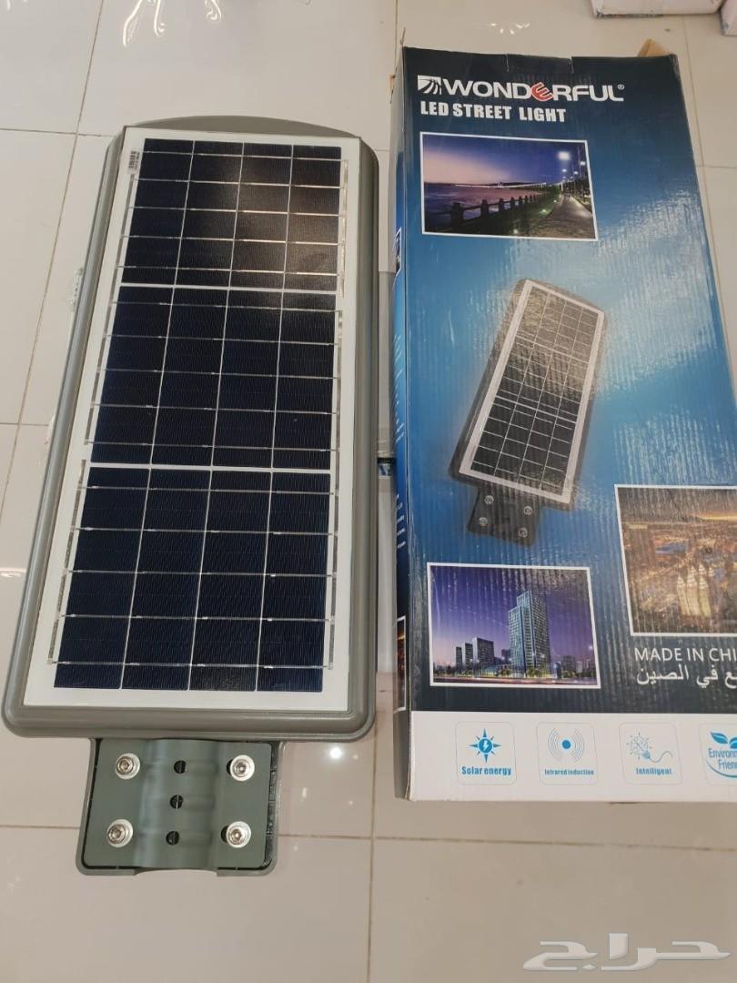 كشافات الطاقة الشمسية بعروض قوية