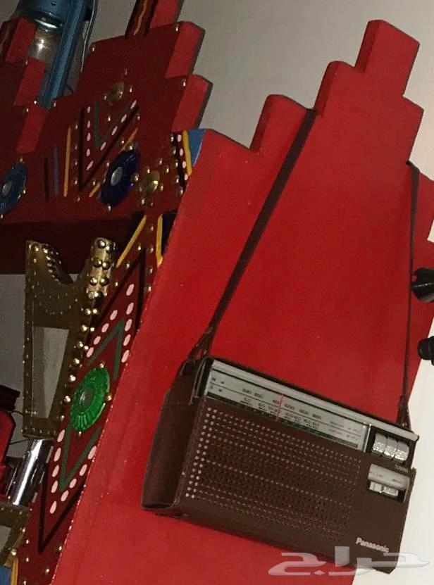 رفوف شعبية تراثية لمشبات النار والمجلس الشعبي