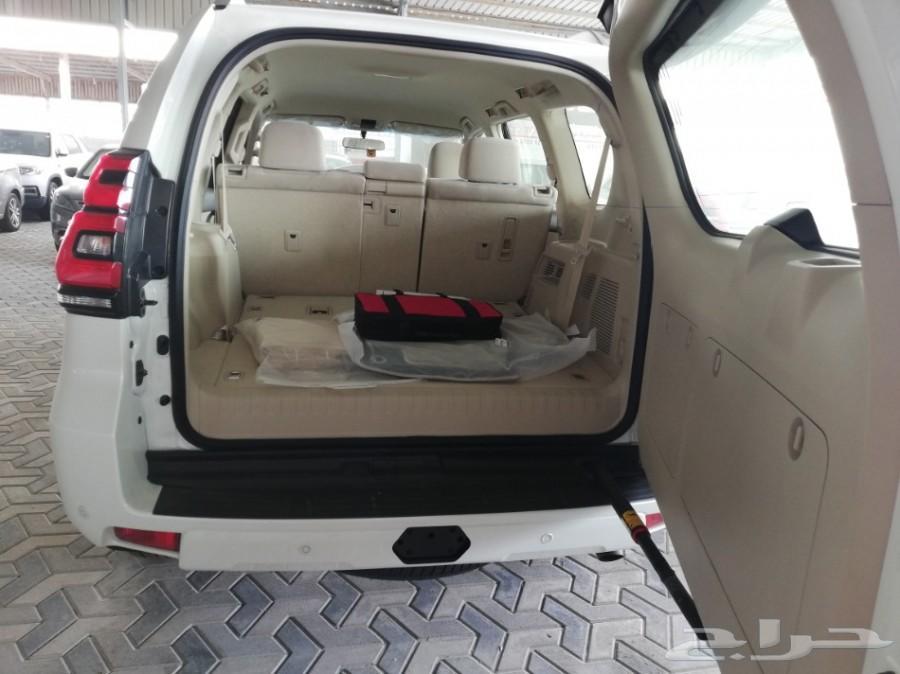 برادو تي اكس ال1 - 6 سلندر 2019 ( تم البيع )