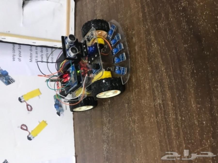 للبيع سيارة روبوتية ذكية لا يفوتك