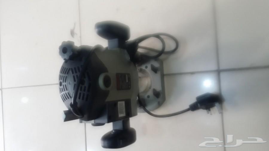 اجهزة نجارة فارة - منشار دائري - صنفرة - دريل