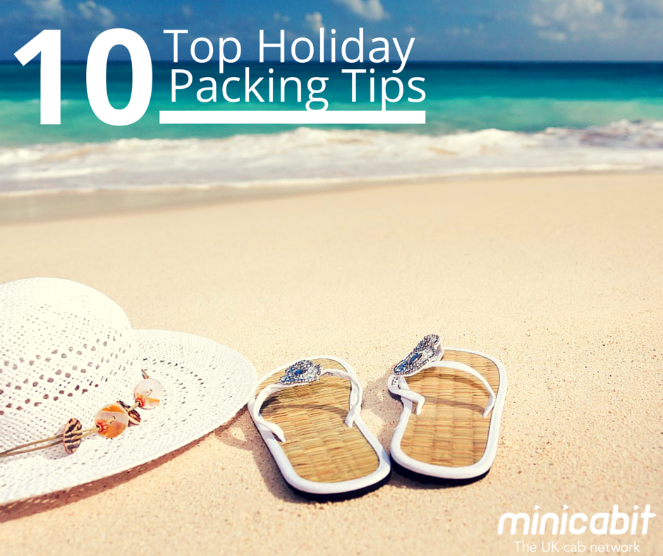 10 top holiday packing tips