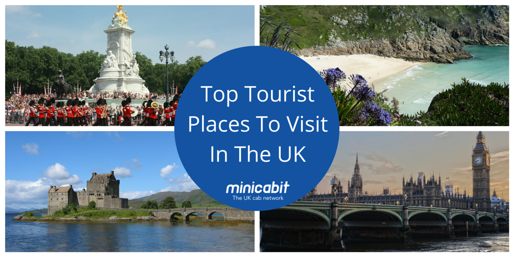 Top tourist places to visit in the UK