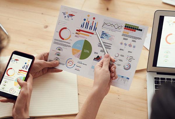 Documenti di analisi dati e statistiche