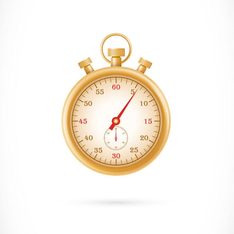 illustrazione cronometro