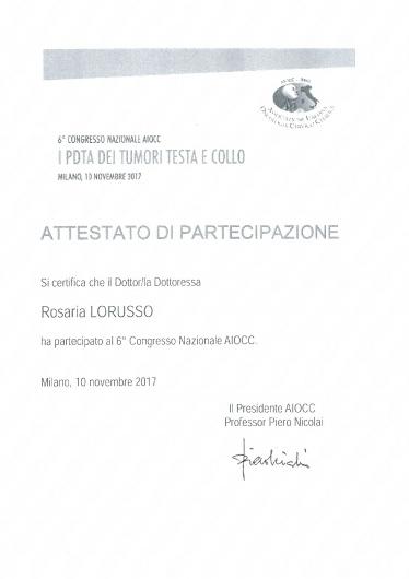 Rosaria Lorusso - Galleria Fotografica