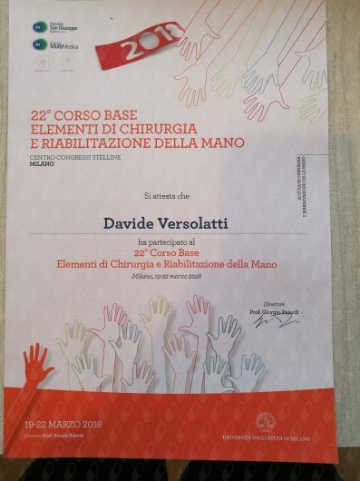 Davide Versolatti - Galleria Fotografica