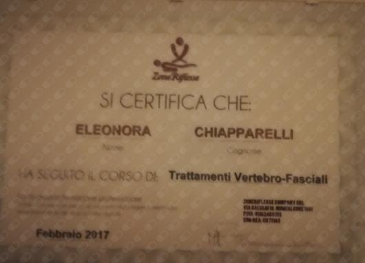 Eleonora Chiapparelli - Galleria Fotografica