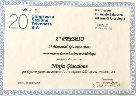 Ninfa Alessandra Giacalone - Galleria Fotografica