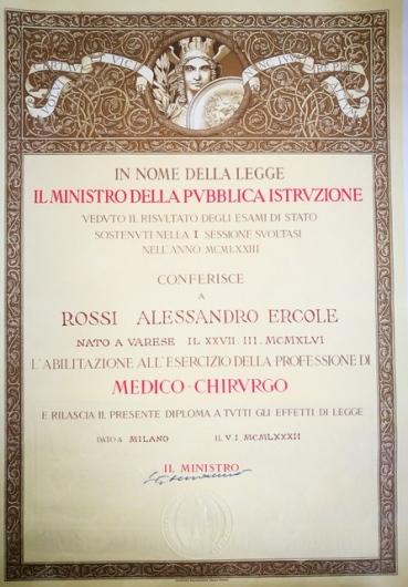 Alessandro Rossi - Galleria Fotografica