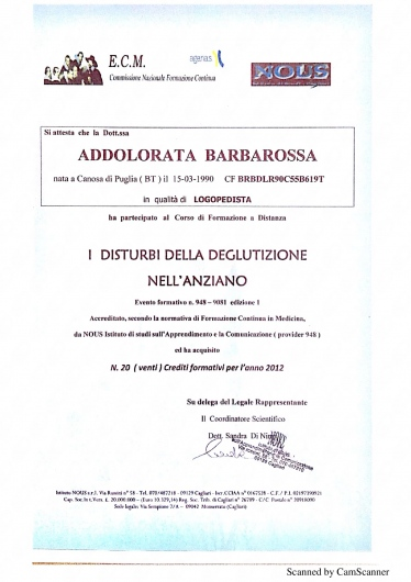 Doriana Barbarossa - Galleria Fotografica