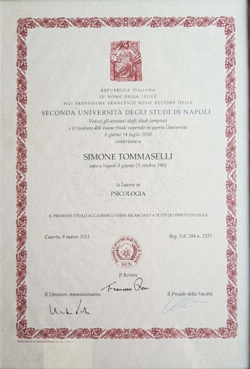 Simone Tommaselli - Galleria Fotografica