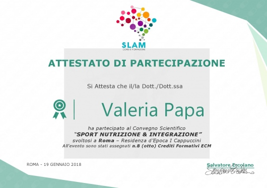 Valeria Papa - Galleria Fotografica