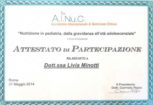 Livia Minotti - Galleria Fotografica