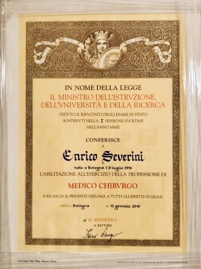 Enrico Severini - Galleria Fotografica