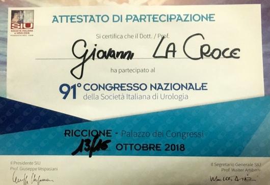 Giovanni La Croce - Galleria Fotografica