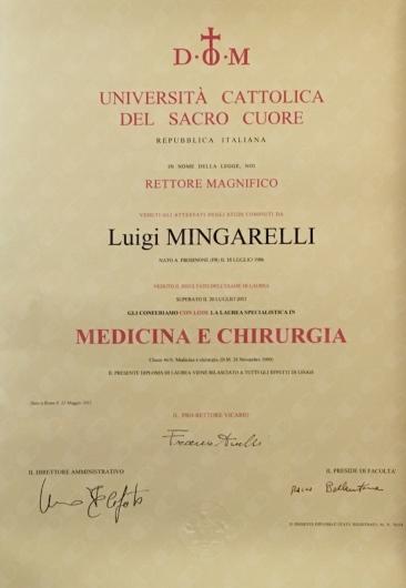 Luigi Mingarelli - Galleria Fotografica