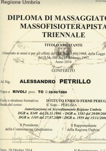 Alessandro Petrillo - Galleria Fotografica