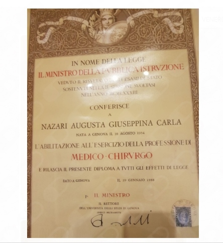 Augusta Nazari - Galleria Fotografica
