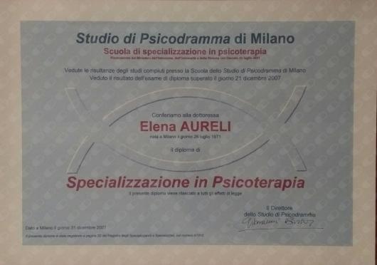 Elena Aureli - Galleria Fotografica