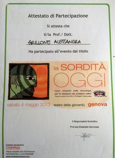 Alessandra Grillone - Galleria Fotografica