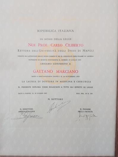 Gaetano Marciano - Galleria Fotografica