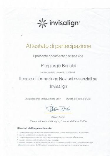 Piergiorgio Bonaldi - Multimedia
