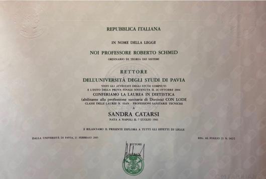 Sandra Catarsi - Galleria Fotografica