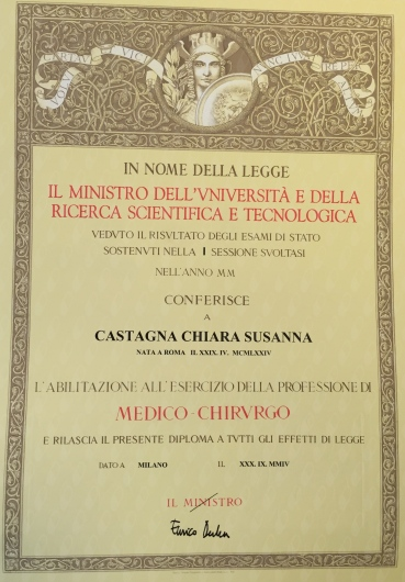 Chiara Susanna Castagna - Galleria Fotografica
