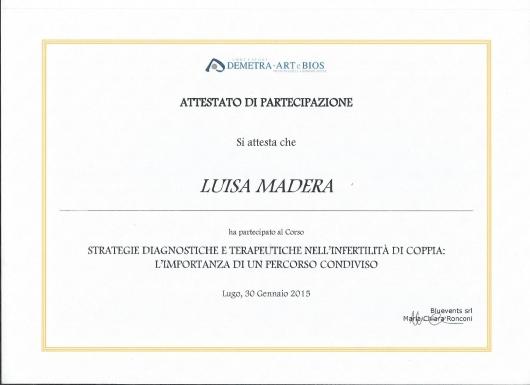 Maria Luisa Madera - Galleria Fotografica