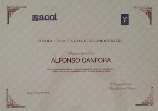 Alfonso Canfora - Galleria Fotografica