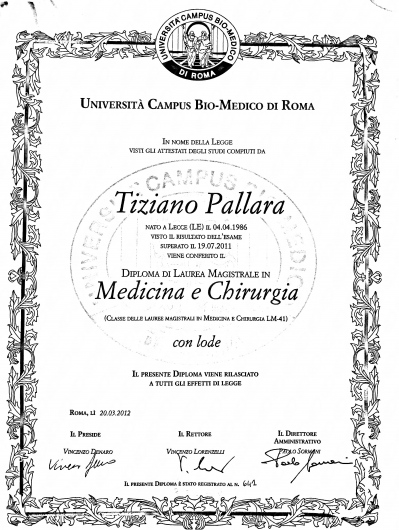 Tiziano Pallara  - Multimedia