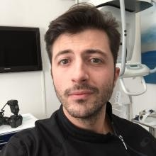Antonello Maria Messina, dentista Roma