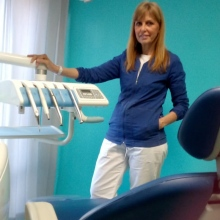 Sandra Musso, dentista Galliate