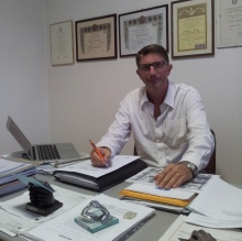 Bruno Battiston, chirurgo generale Torino