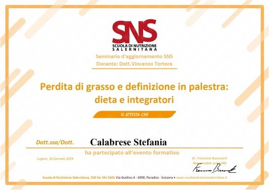 Stefania Calabrese - Multimedia