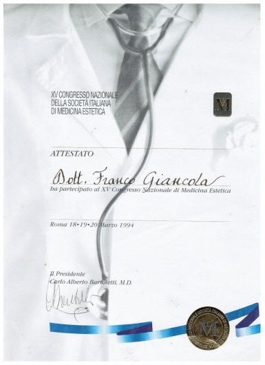 FRANCO GIANCOLA - Galleria Fotografica