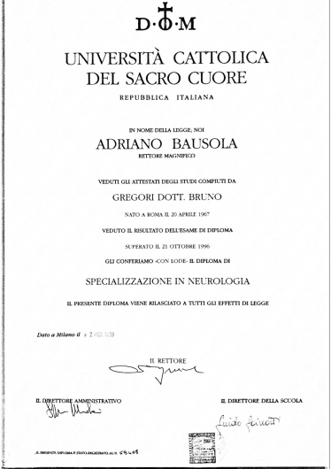 Bruno Gregori - Galleria Fotografica