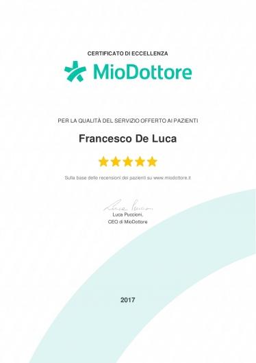 Francesco De Luca - Multimedia