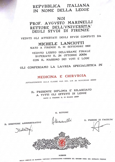 Michele Lanciotti - Galleria Fotografica