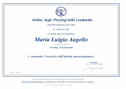 Maria Luigia Augello - Galleria Fotografica