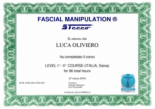Luca Oliviero - Multimedia