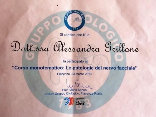 Alessandra Grillone - Multimedia