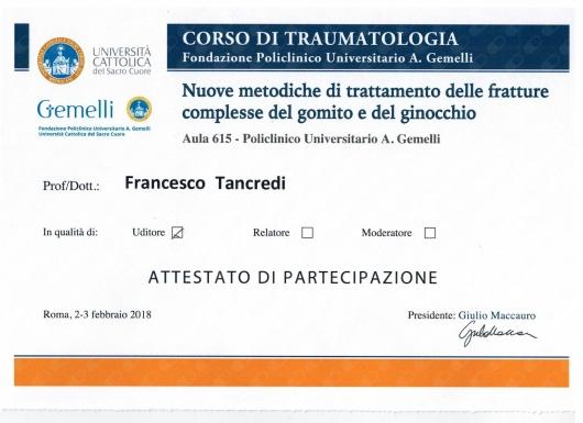Francesco Tancredi - Galleria Fotografica