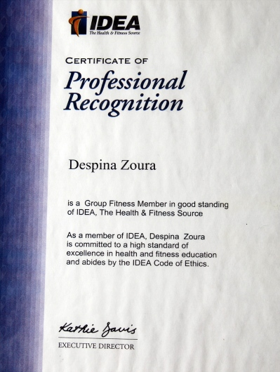 Despina Zoura - Galleria Fotografica